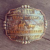Team Roping Champs!